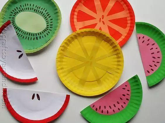【手工】几十种惊喜纸盘手工,承包幼儿园整个学期美工