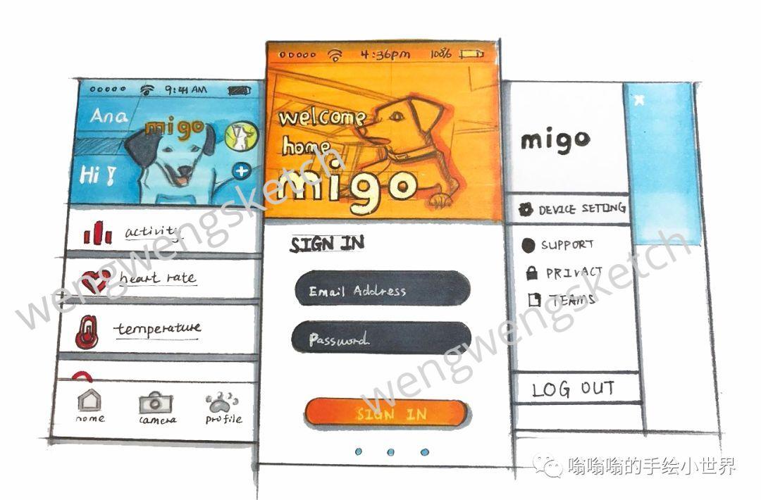 【交互设计考研干货】交互手绘快题马克笔配色和推荐工具大全
