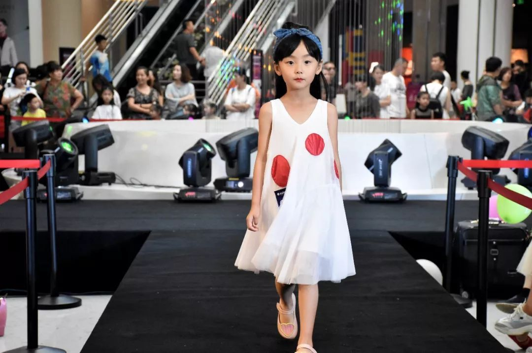 2018cmtc国际少儿模特&表演大赛陕西赛区总决赛完美收官