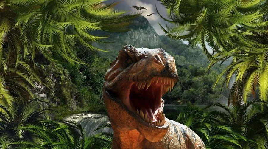 贵州人 一夜穿越侏罗纪世界,巨型生态恐龙展来了