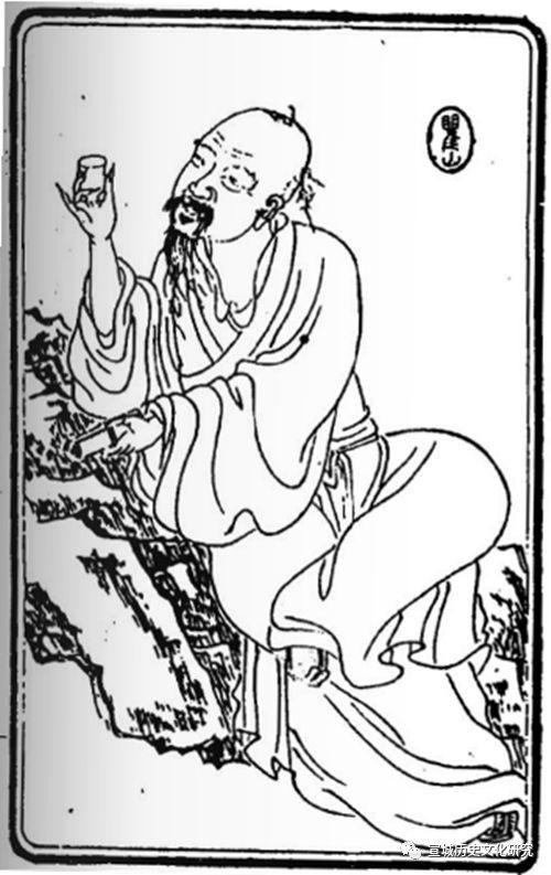 宣城画派的领军人物——梅清(一)