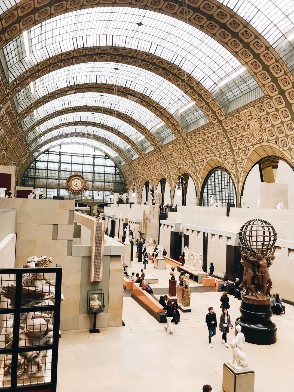 上帝为何偏爱法国,夏天的巴黎藏着答案丨城市指南