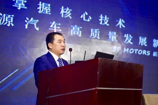 许林:掌握核心技术 开启新能源汽车高质量发展新篇章