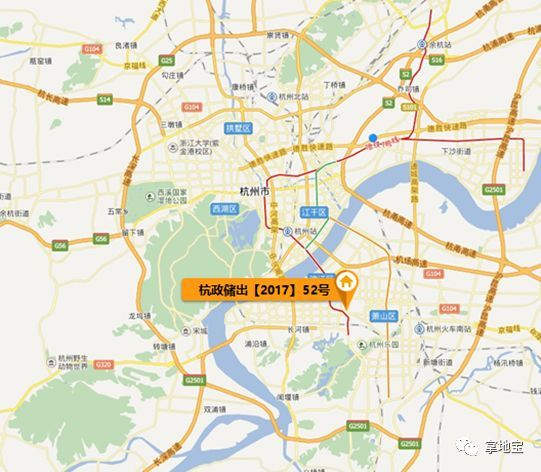 良渚最新规划图