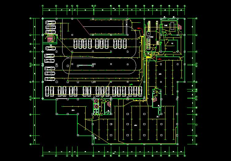 cad制图,简单的入门对于一些小伙伴都会觉得很难,电气机械如此复杂的