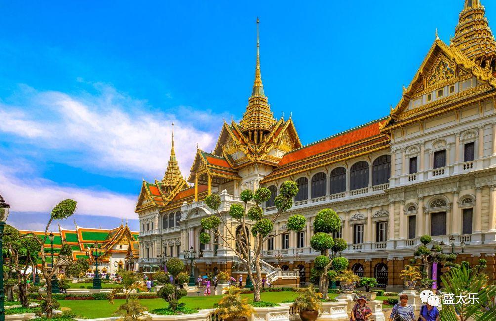 泰国标志性建筑物主要有曼谷泰国