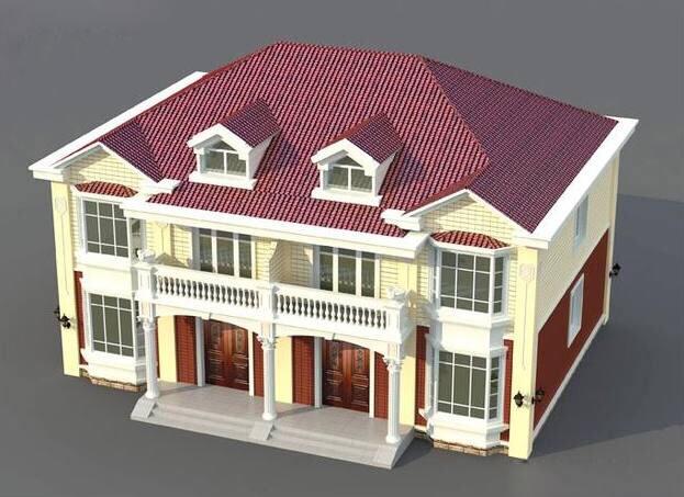 16乘11别墅设计图