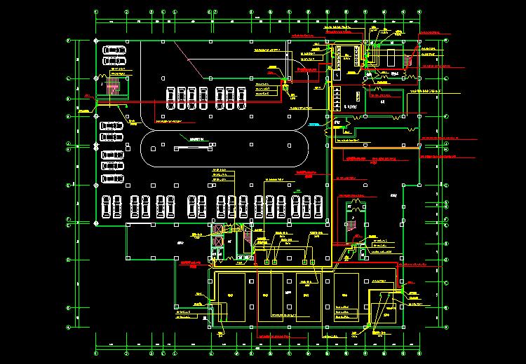 家装设计,cad练习图纸,电气机械设计,你想要的 迅捷cad图库免费进行