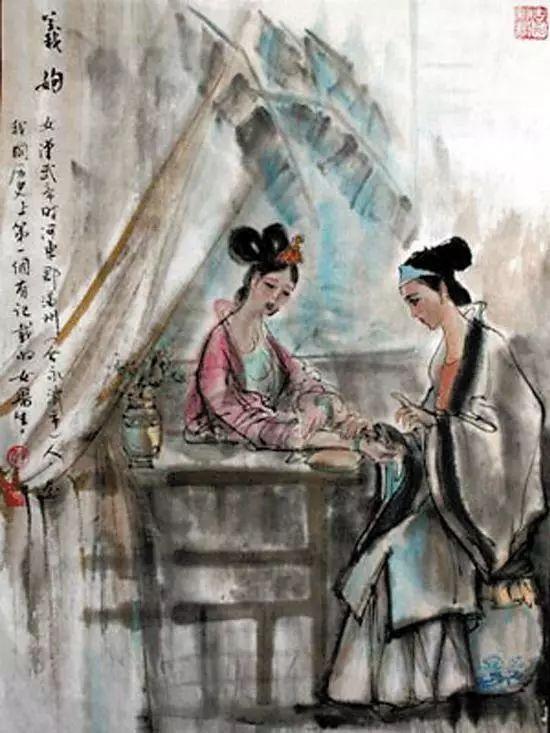 西汉历史上第一位女国医义姁