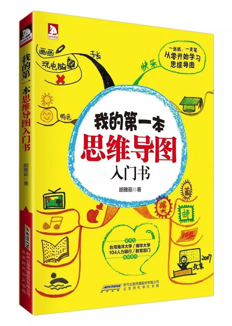 终极收藏!11本思维导图好书给善于自主学习的孩子