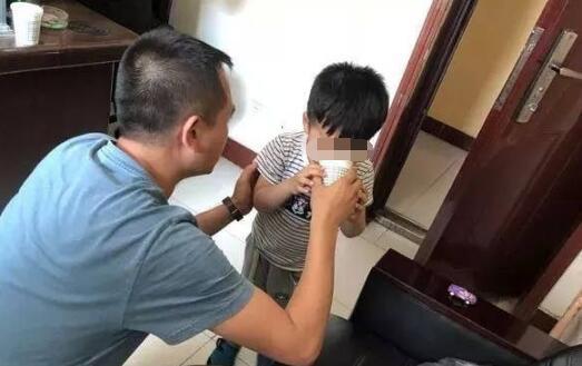 延安警方成功解救一名被拐卖儿童
