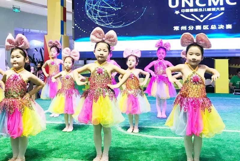 uncmc中国国际少儿模特大赛火爆来袭!瞬间刷