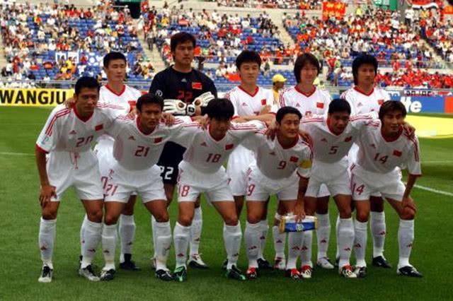 2002年世界杯大名单_中国足球在2002年世界杯上的战绩是什么?-