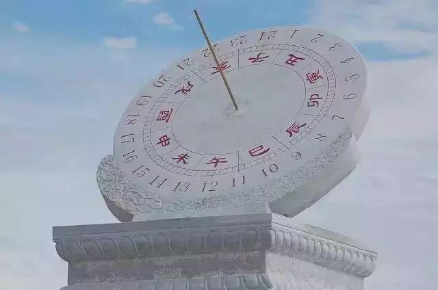 中国人的时间观念_中国人的十二时辰,原来时间这么美