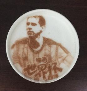 日本佑玛道拉花咖啡机,办公室制作咖啡拉花!