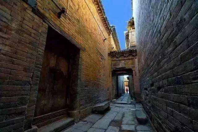 400 年,中国居然还有一个古堡保存完好图片