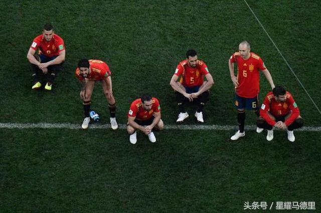 世界杯史上最弱的下半区?西班牙出局后已无热门!此队或渔翁得利