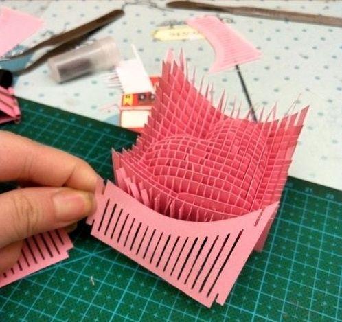 本教程来自:香香_mytngok 哪里可以找到纸雕教程资源 (1)免费资源