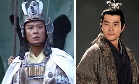 新 三国 和老版 三国演义 13位演员对比,除曹操,各有千秋图片