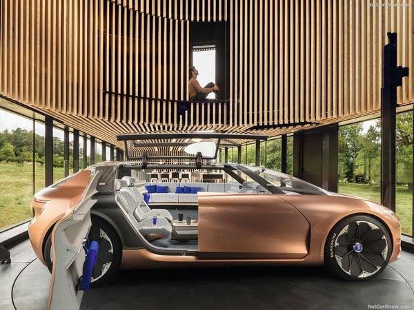 无人驾驶时代到来,如何让设计帮助未来汽车重新定位?