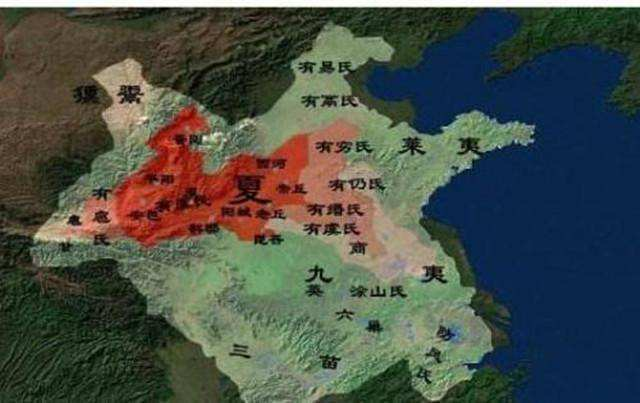 虞夏北迁背后的历史