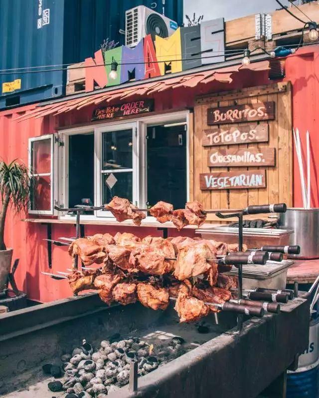 舌尖上的丹麦:小食街也有小世界
