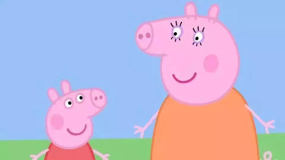 小猪佩奇 给家长的8个启示 值得每位父母深思