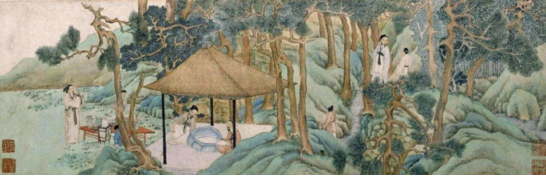 好茶与好水正如苏轼和王安石的故事