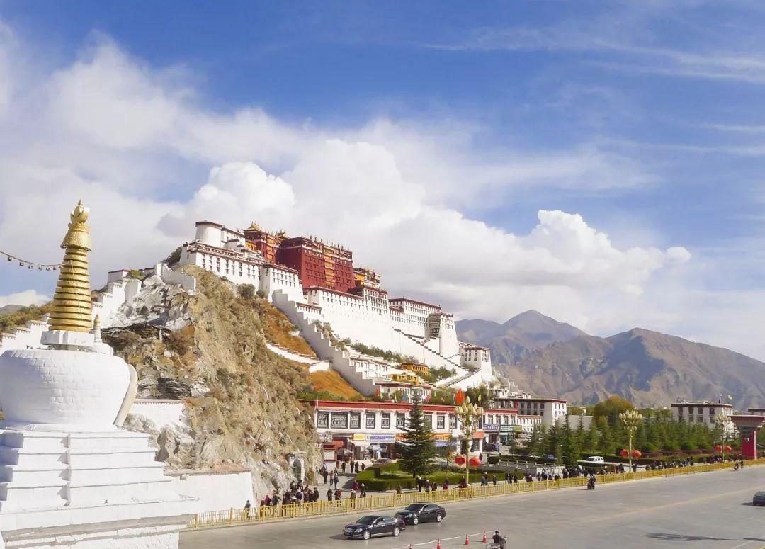 川藏线旺季,布达拉宫门票最先指南 川藏线旅游攻略 第1张