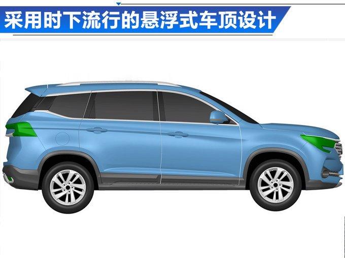 东风风行全新入门级SUV 年内上市/起售价不到7万