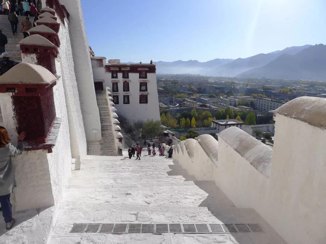 川藏线旺季,布达拉宫门票最先指南 川藏线旅游攻略 第2张