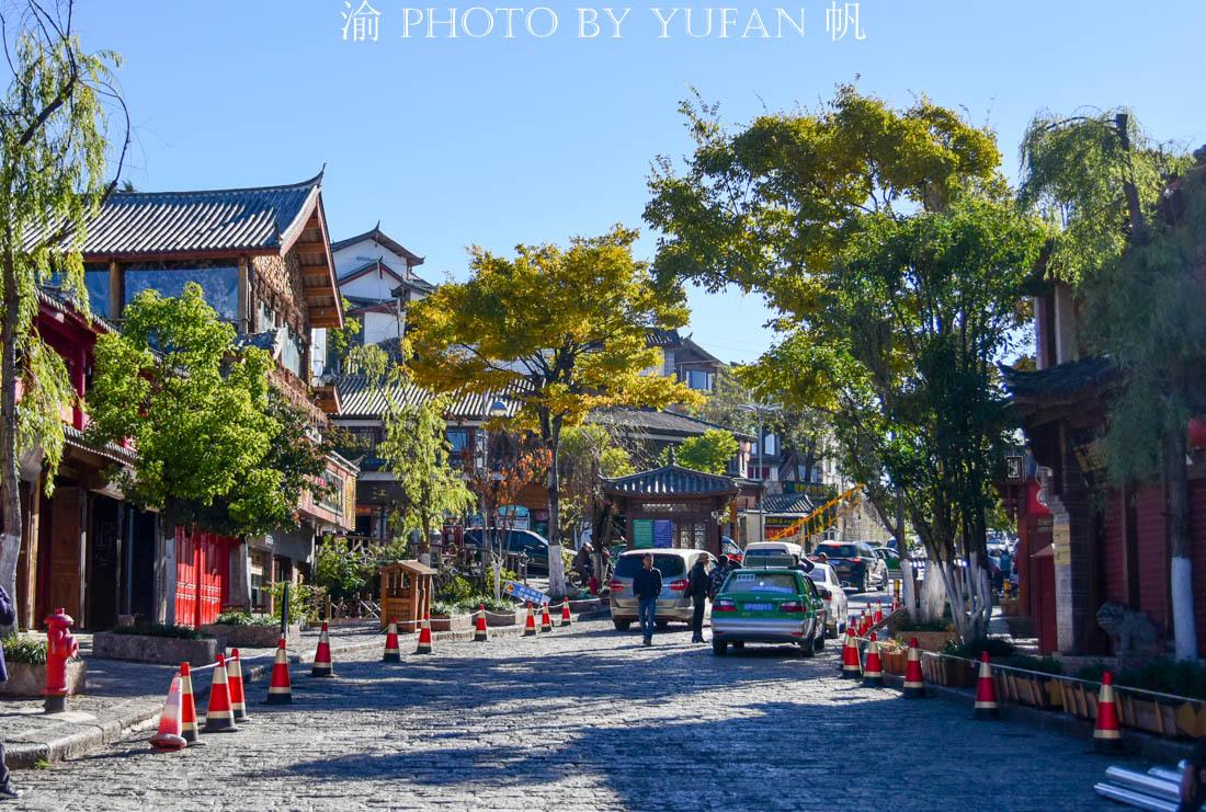 游客稀少的丽江,才是原味的纳西古镇,才是人们喜欢的丽江