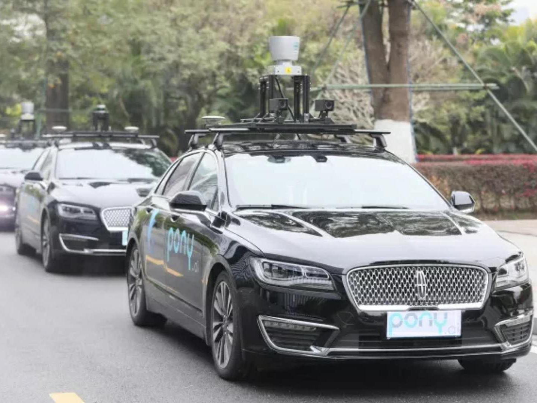 小马智行获北京T3级自动驾驶路