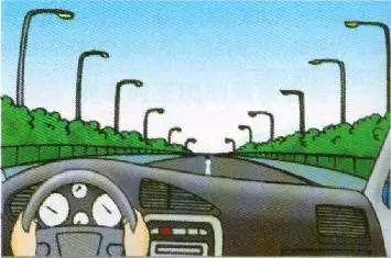 科目三|直線行駛為什么總是走歪?圖片