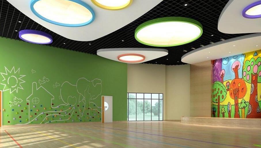为孩子负责 幼儿园设计一切以幼儿环境为中心