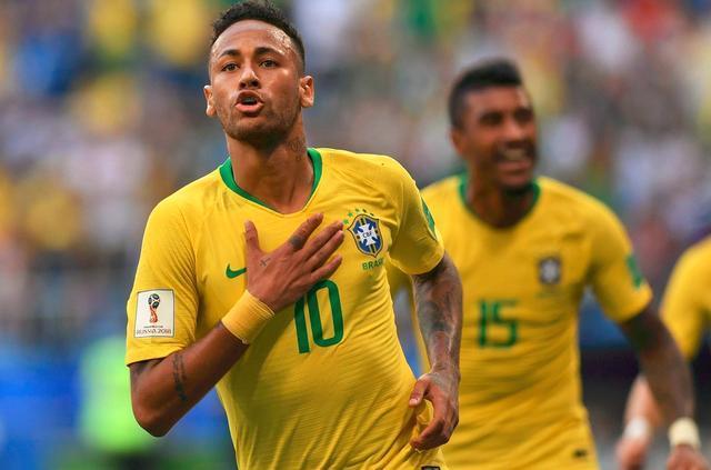 世界杯八強名單全部出爐,巴西比利時四強戰相遇,英格蘭死里逃生