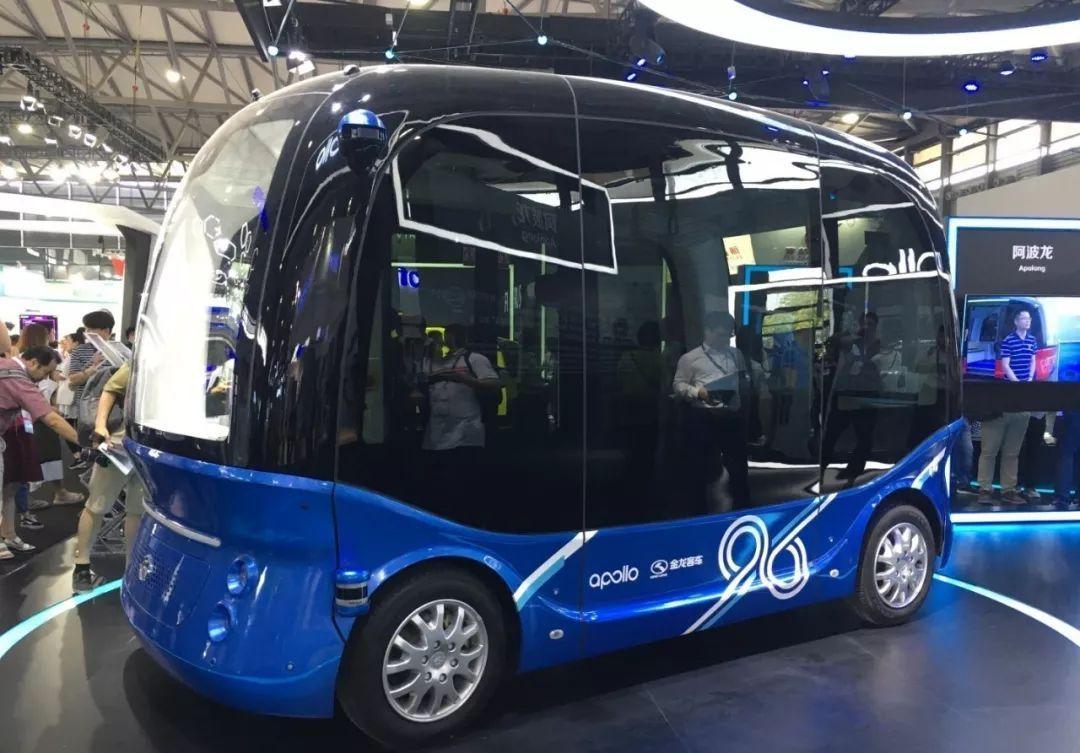 百度的无人巴士很酷,但离我们最近的可能是这
