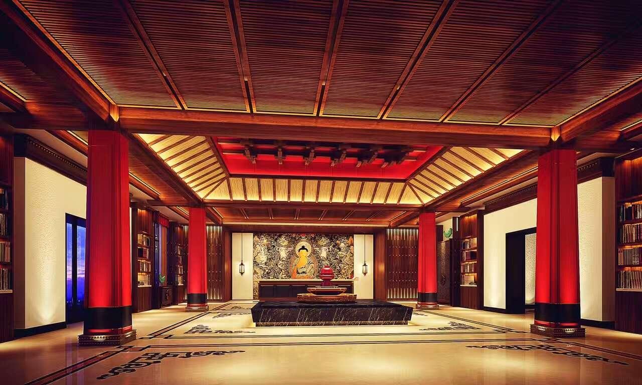 藏式酒店设计,藏文化设计要点