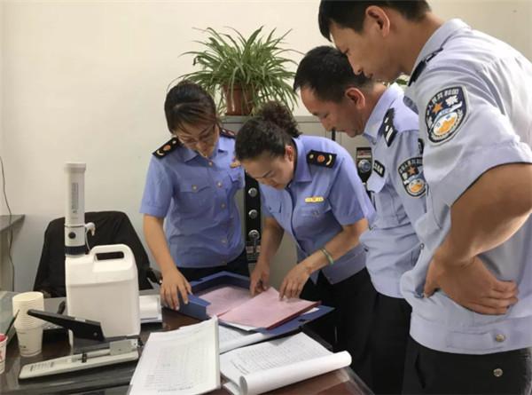 吴忠市市场监督管理局利通区分局扎实开展特殊药品专项检查