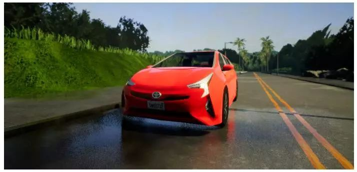 丰田研究院开发开源驾驶模拟器