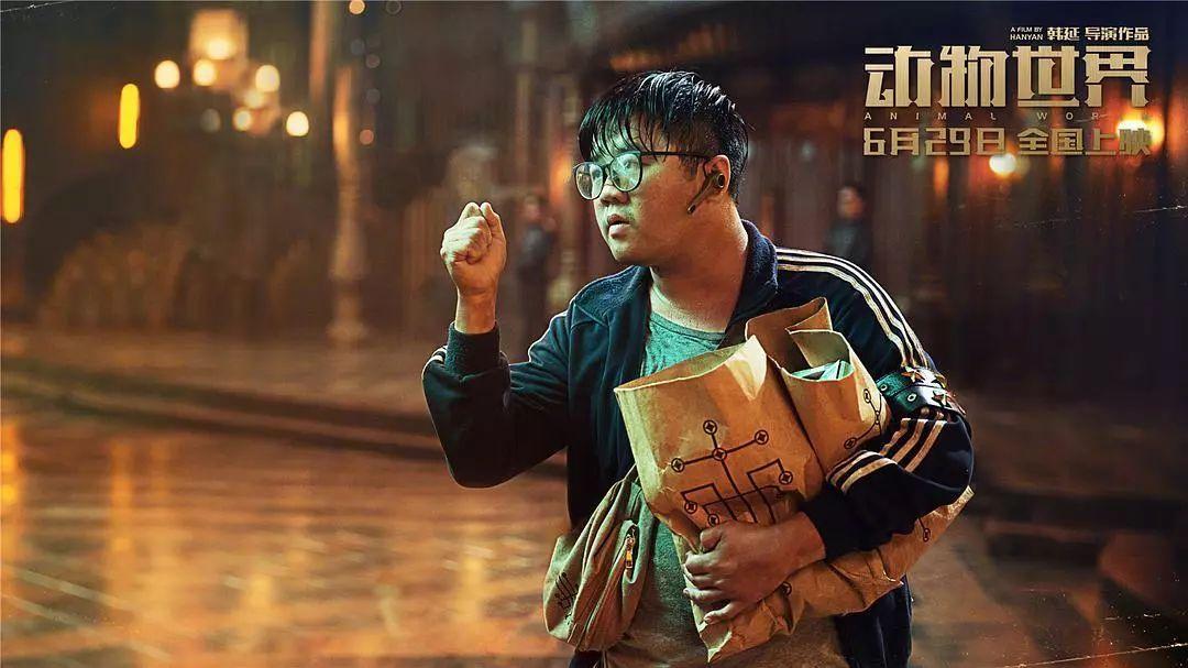 无视频不电影,出演宠物王宁携手《动物世界》王戈开心鲨鱼新片兄弟麻花图片