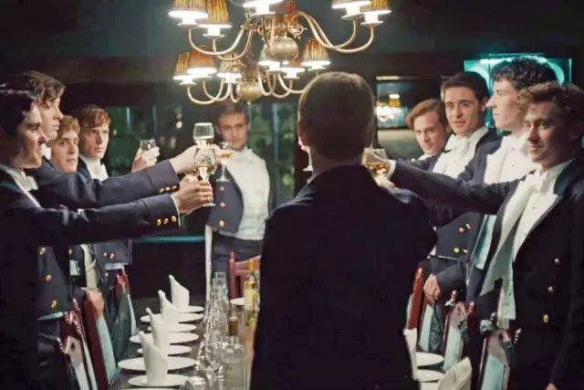 英国最神秘的高富帅俱乐部,路子竟然这么野