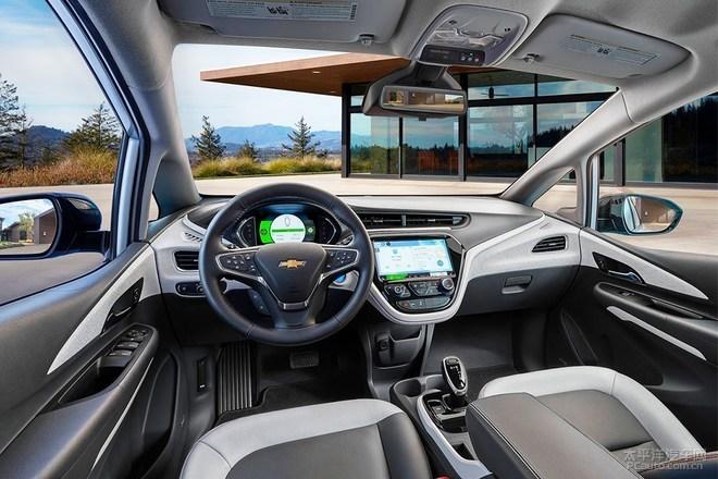 雪佛兰Bolt未来产能增加 电动车时代来了
