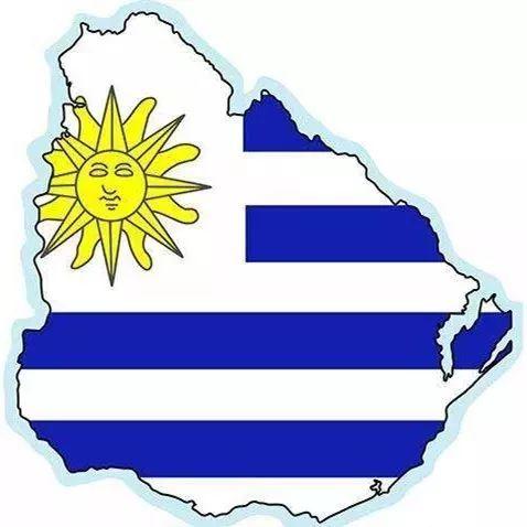 乌拉圭 gdp_乌拉圭国旗