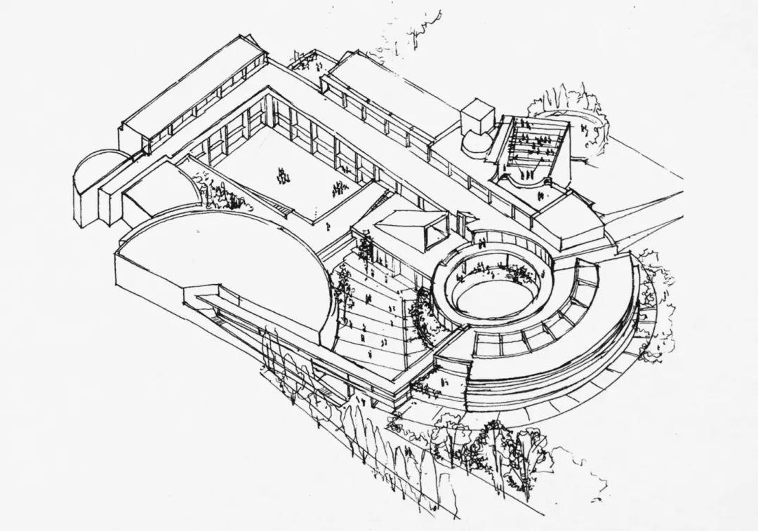 时尚 正文  05 轴侧及透视图  建筑手绘图书推荐 本书作为针对建筑