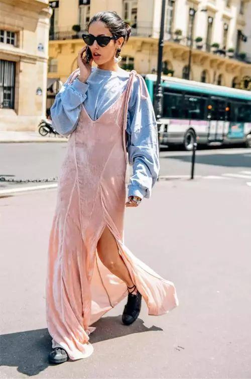 作为2018年十大流行色之一色,夏季必穿!