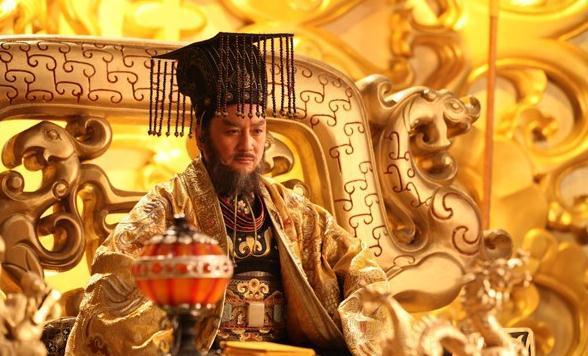 想不到害死隋文帝杨坚的真凶是他自己
