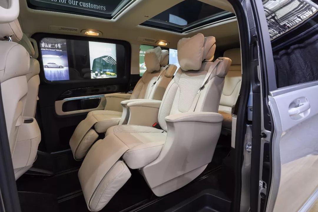 西安车展后坐奔驰和开奔驰有了新定义 未命名 丰雄广告第7张