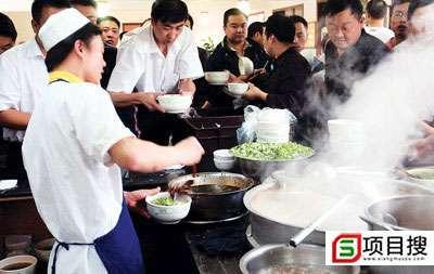 京师傅北京烤鸭还推动了餐饮行业人工智能发展