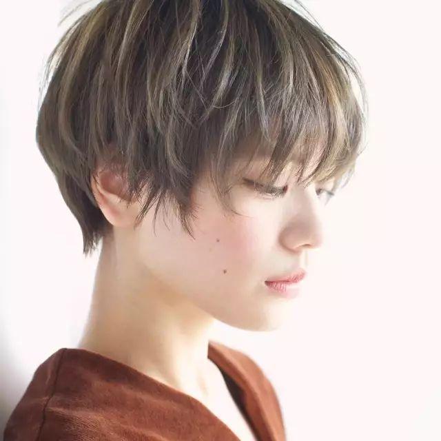 不管是长发还是短发,这些日系发型2018才超流行